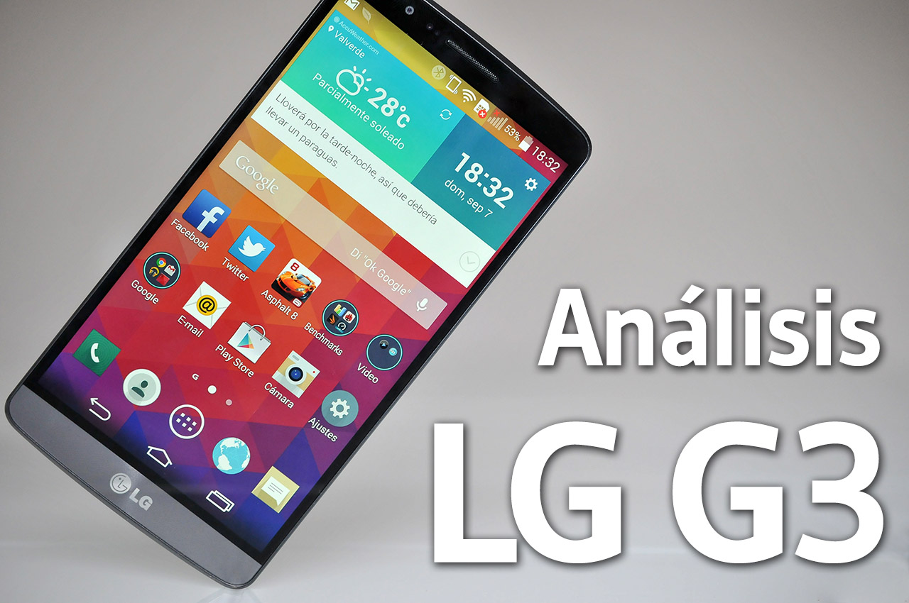 LG G3 - Analisis