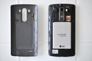 LG G3 - Interior