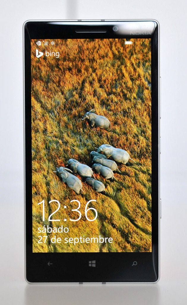 Nokia Lumia 930 -  Frontal