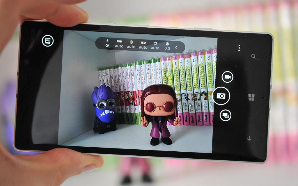 Nokia Lumia 930 - camara