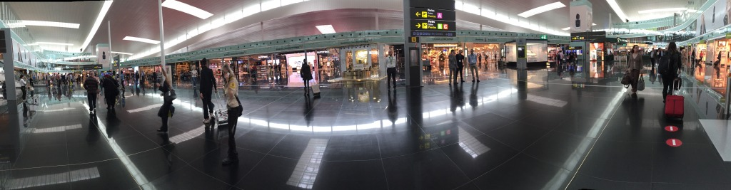 Foto panorámica con iPhone 6 Plus