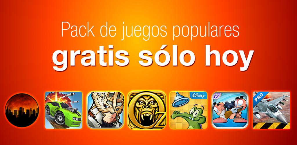 Juegos gratis en Amazon
