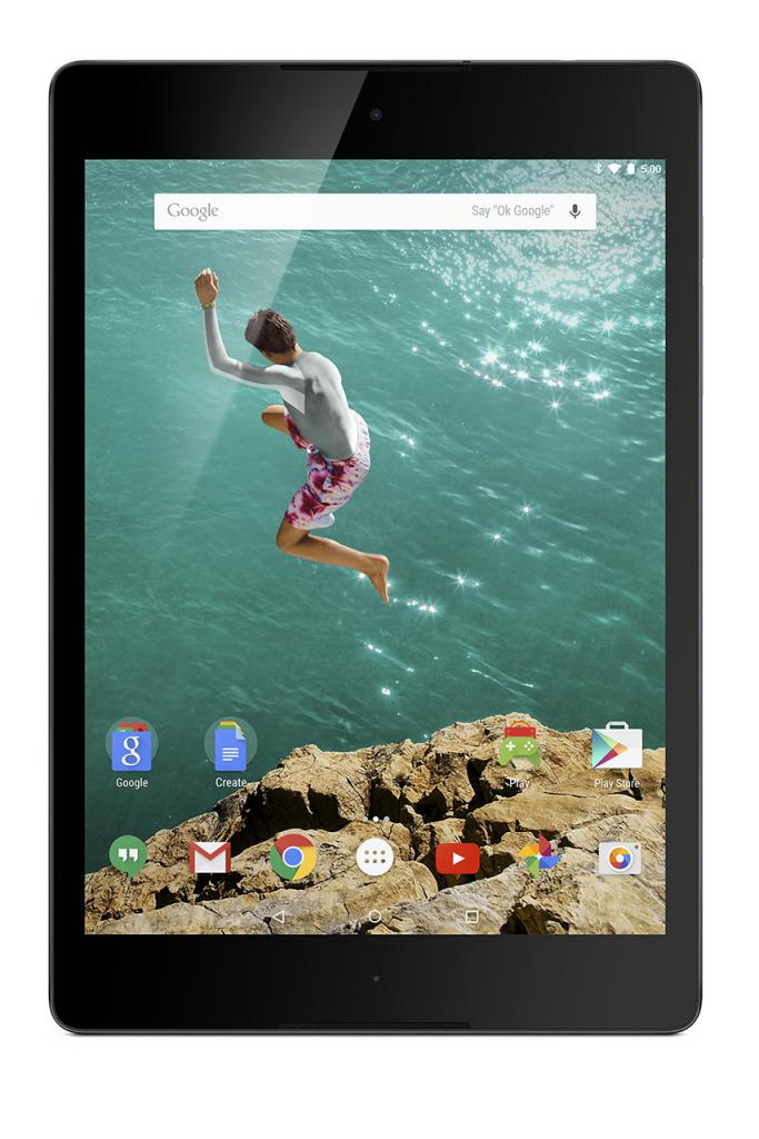 Nexus 9_Front_Black