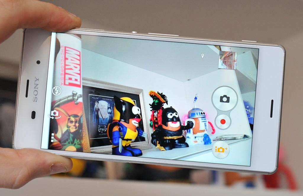 Sony Xperia Z3 - Camara 2