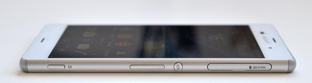 Sony Xperia Z3 - Derecha
