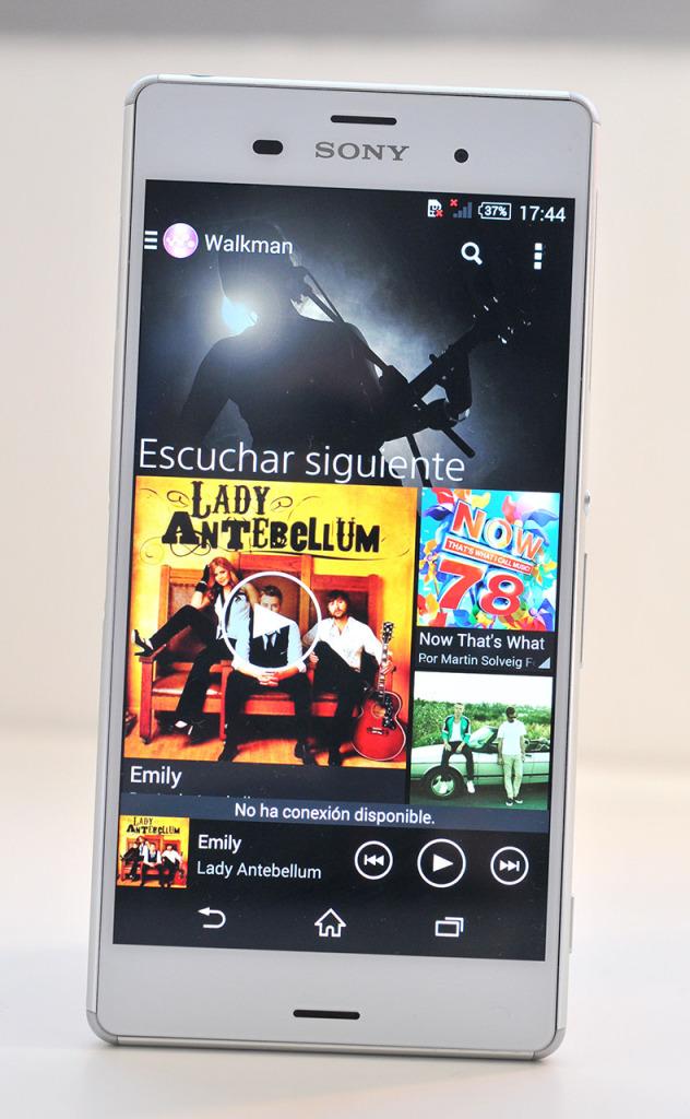 Sony Xperia Z3 - Walkman
