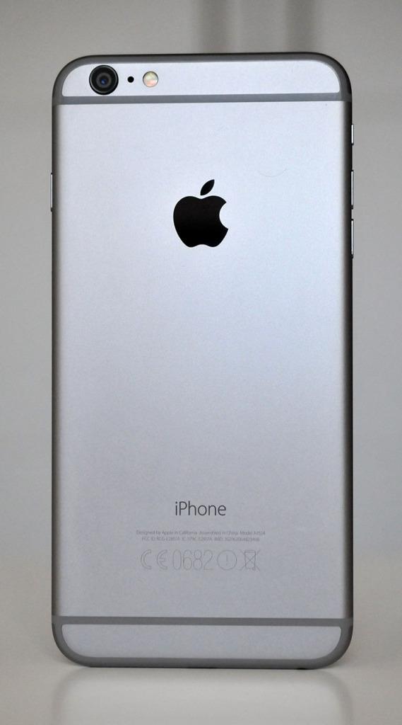 iPhone 6 Plus - Atras