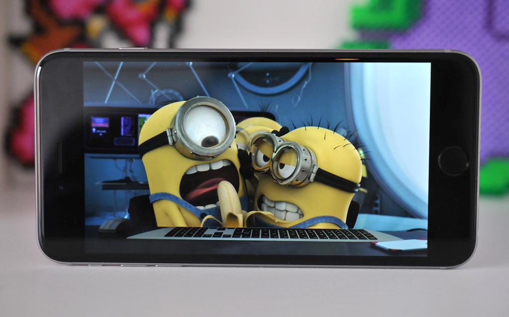 iPhone 6 Plus - Pelicula