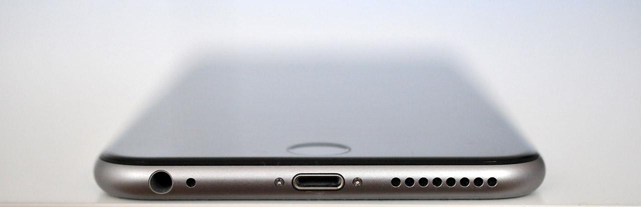 iPhone 6 Plus - abajo - Teknófilo