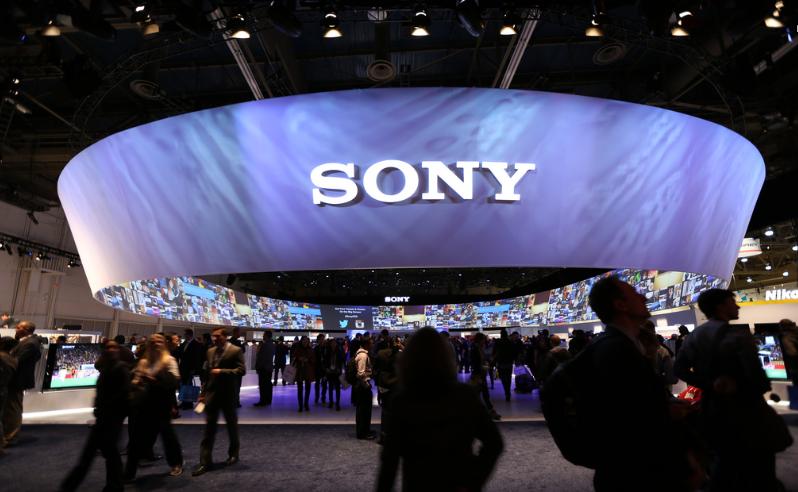 Sony en CES