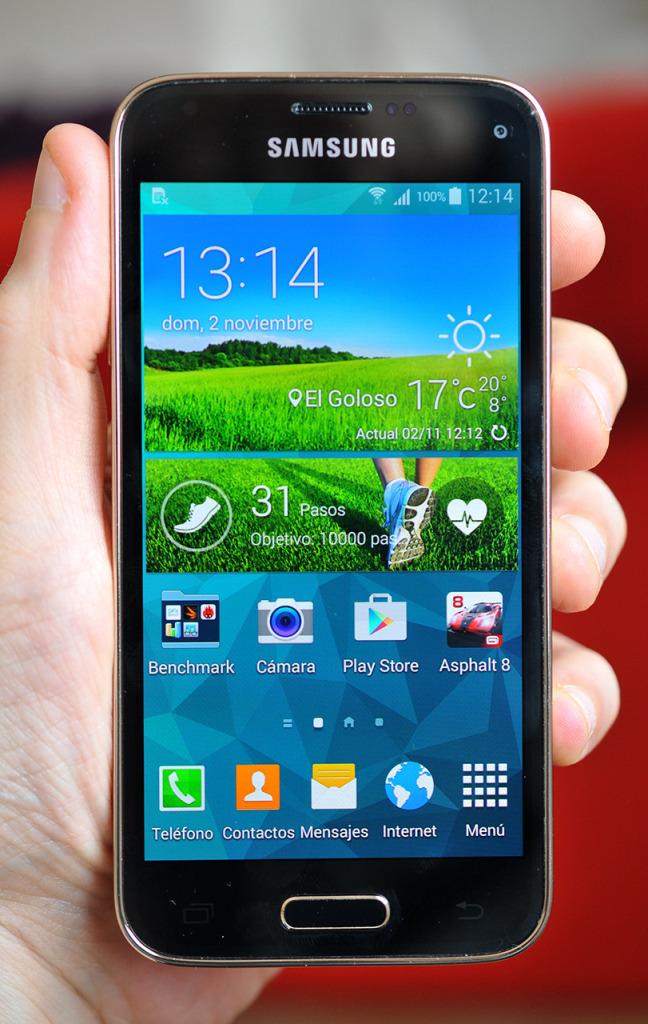 Samsung Galaxy S5 mini - 1