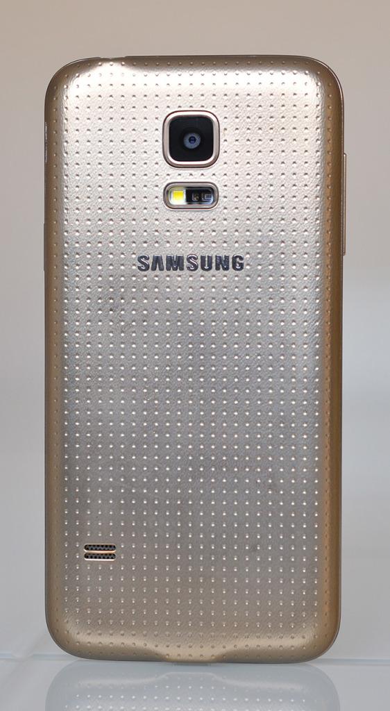 Samsung Galaxy S5 mini - atras