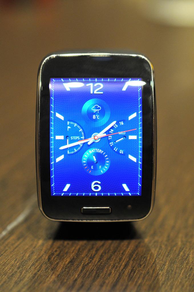 Samsung Gear S - 2