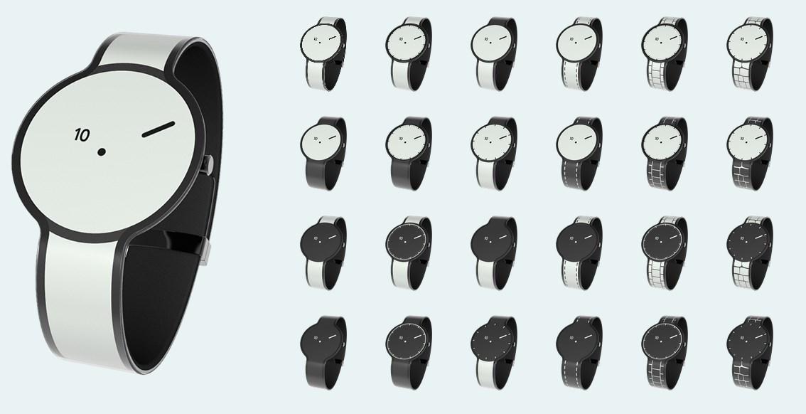 Reloj de Sony
