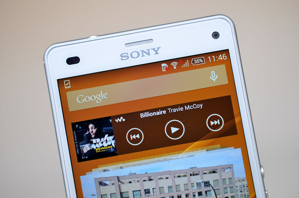 Sony Xperia Z3 Compact - 2