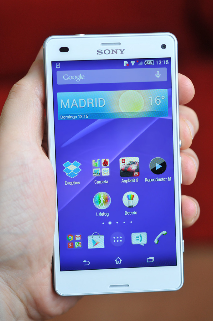 Sony Xperia Z3 Compact - 7