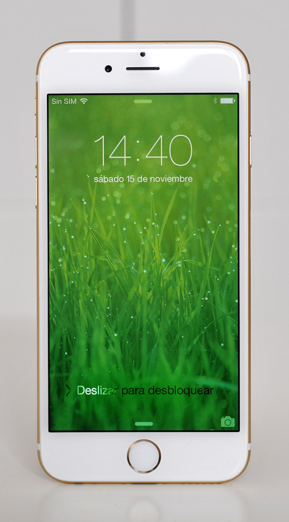 iPhone 6 - frontal