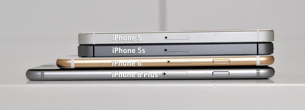 iPhone - Evolucion 2