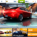 Asphalt 8 en iPad Air 2
