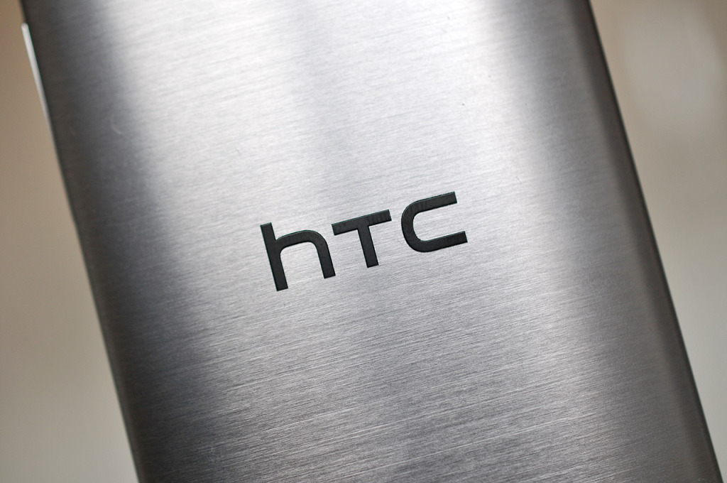 HTC One mini 2 - Logo HTC