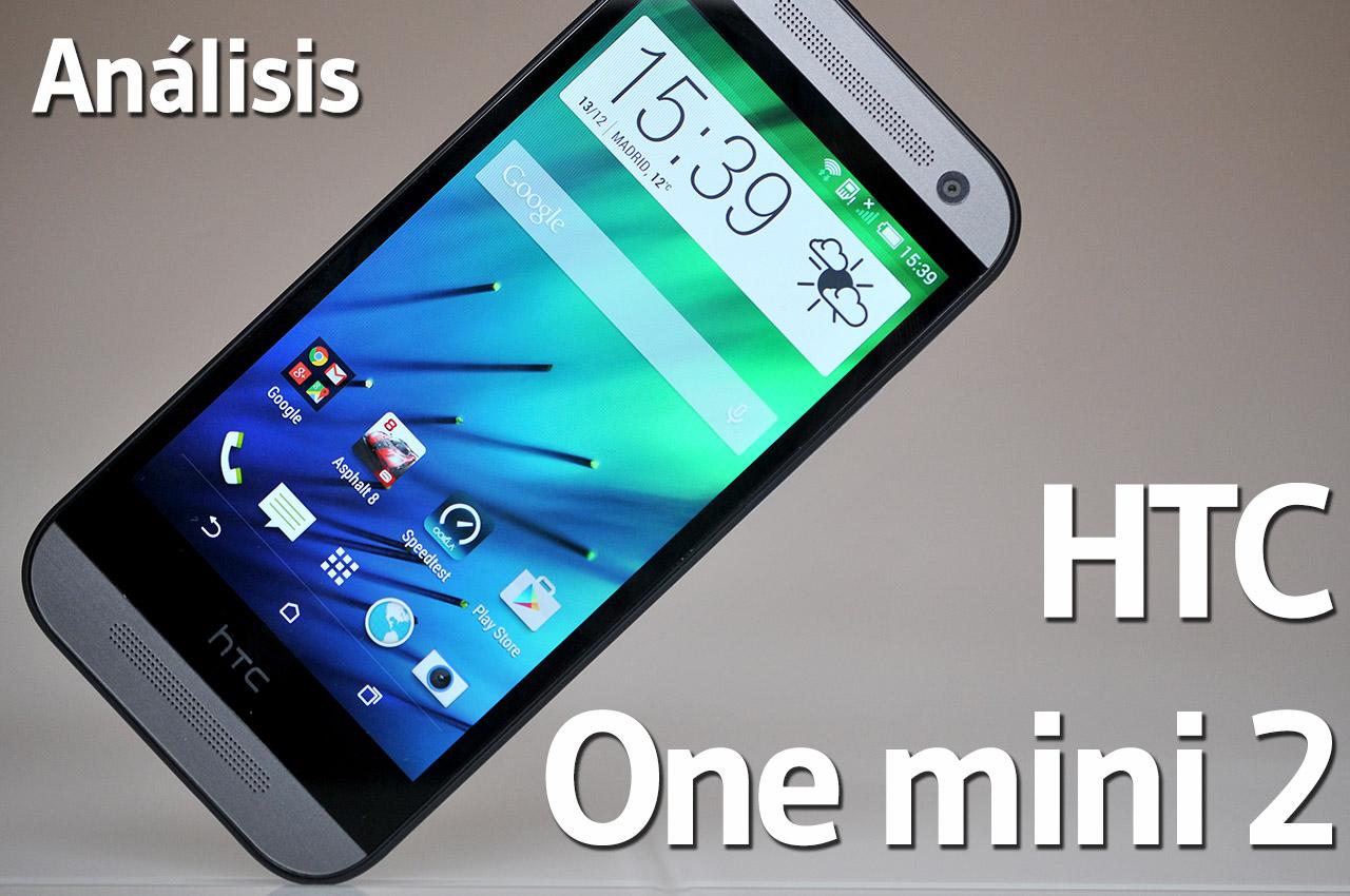 HTC One mini 2 - Analisis