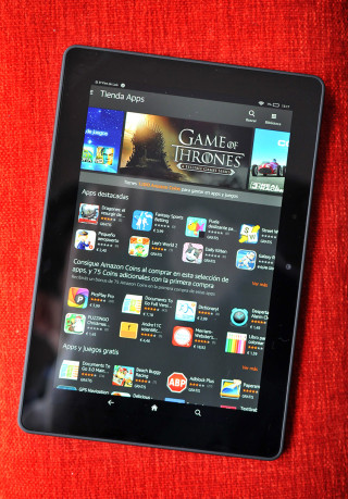 Kindle Fire HDX 8.9 - 11