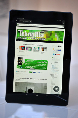 Kindle Fire HDX 8.9 - 4
