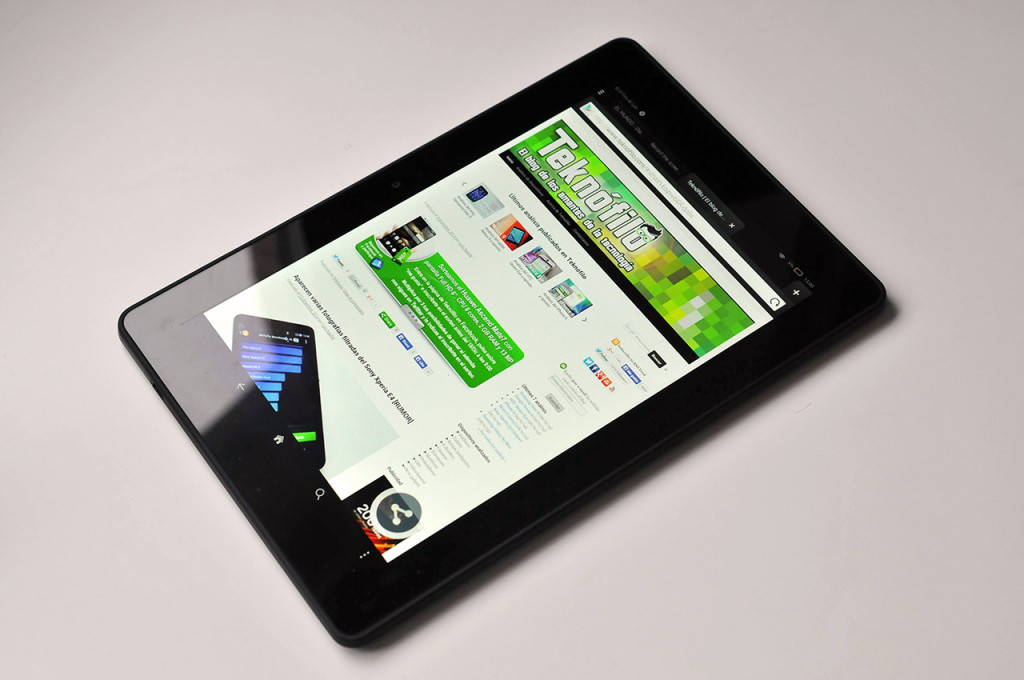 Kindle Fire HDX 8.9 - 8