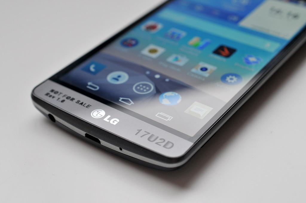 LG G3 S - 13
