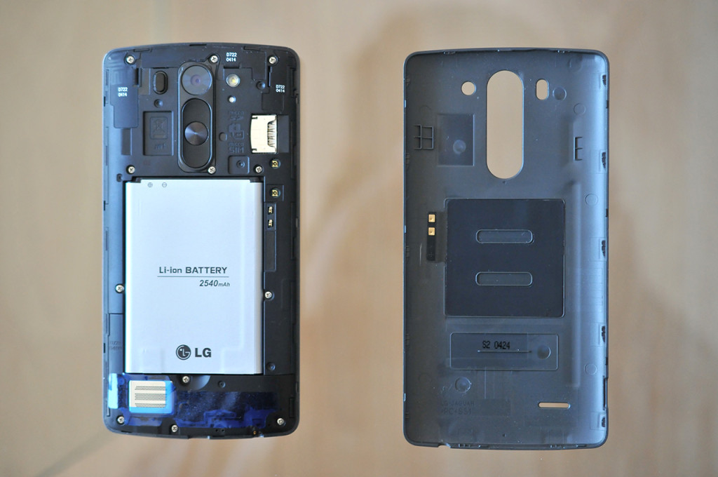 LG G3 S - 18
