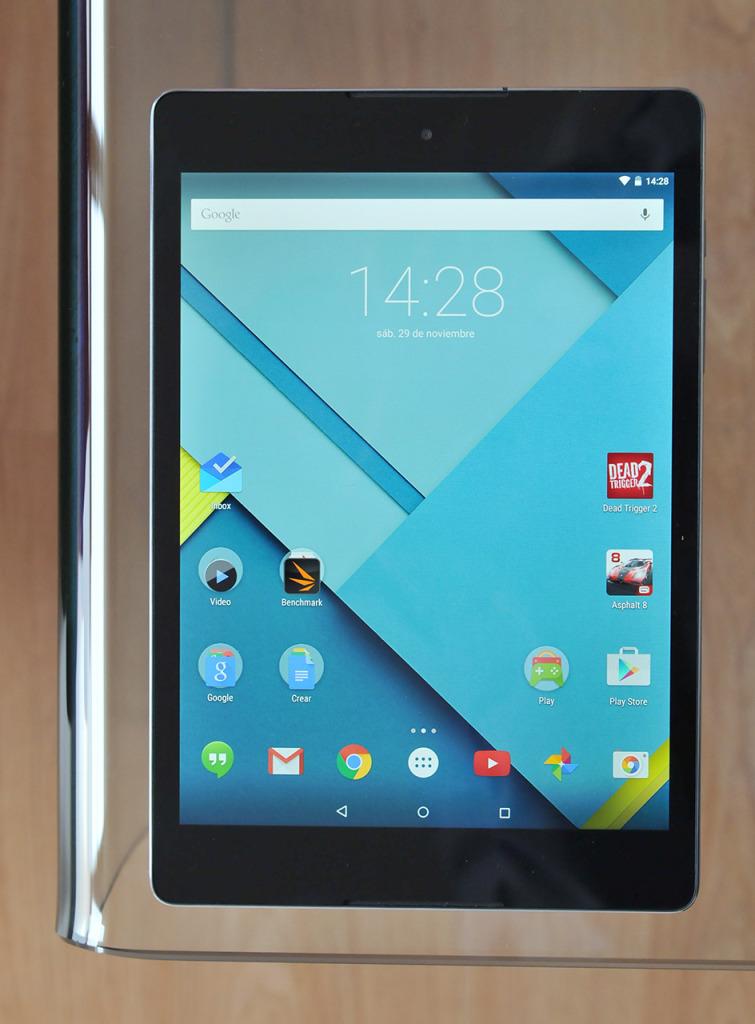 Nexus 9 - 10