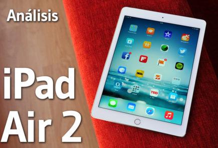 Apple iPad Air 2 - Analisis