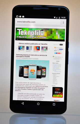Google Nexus 6 - 14