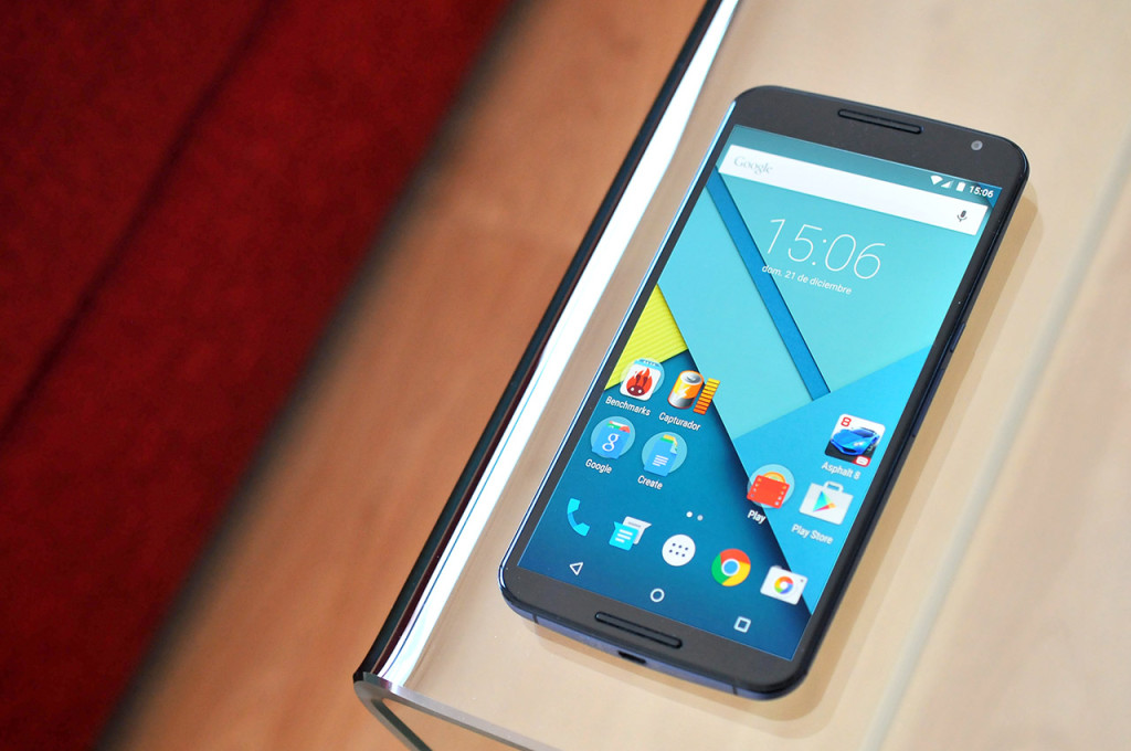 Google Nexus 6 - 3