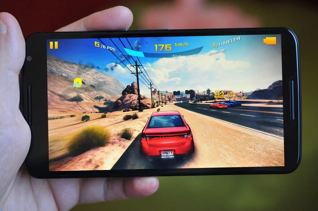 Google Nexus 6 - 4