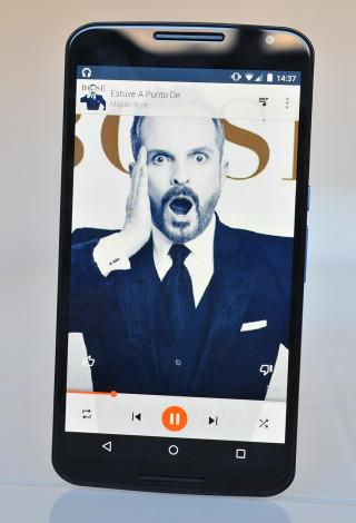 Google Nexus 6 - 5