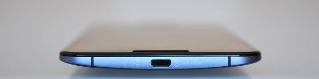 Google Nexus 6 - Abajo