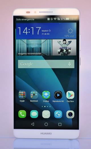 Huawei Ascend Mate7 - Frente