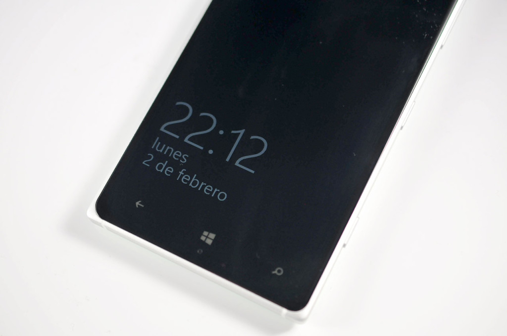 Nokia Lumia 830 - Glance Screen
