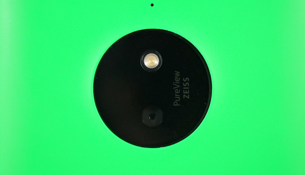 Nokia Lumia 830 - camara
