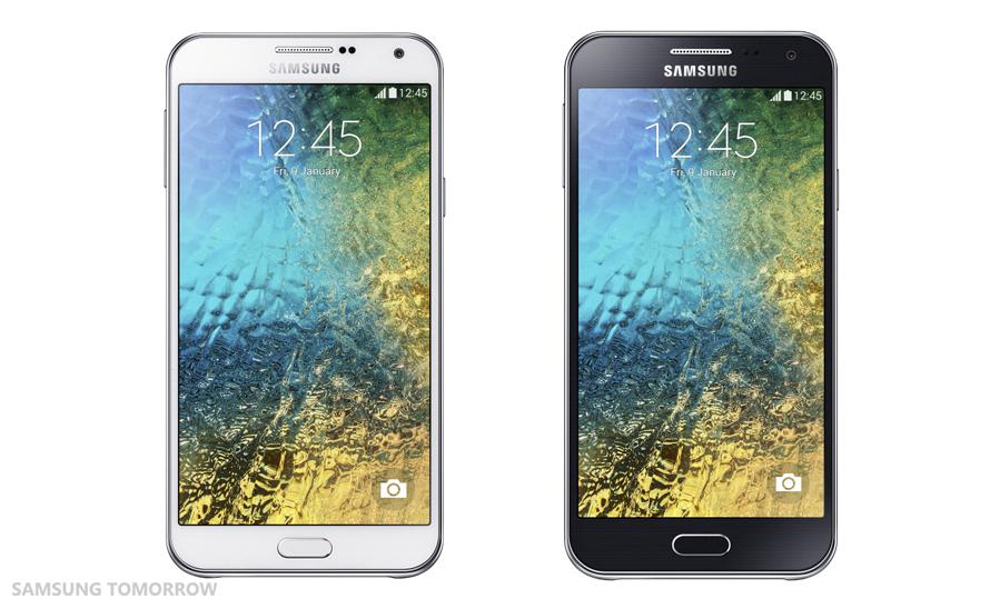 Samsung-Announces-the-Launch-of-GALAXY-E7-and-GALAXY-E5