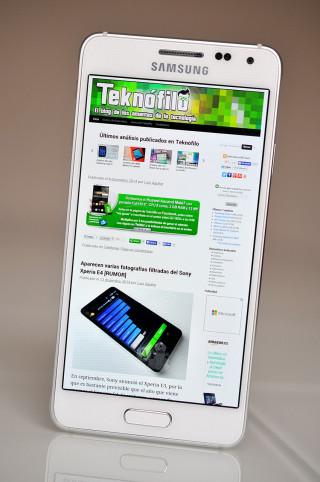 Samsung Galaxy Alpha - 13