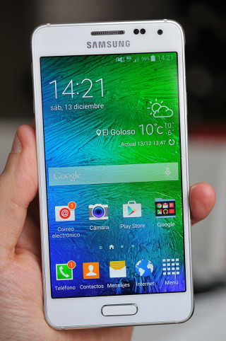 Samsung Galaxy Alpha - 20