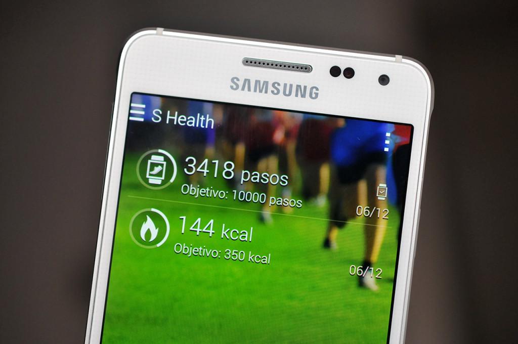 Samsung Galaxy Alpha - 8