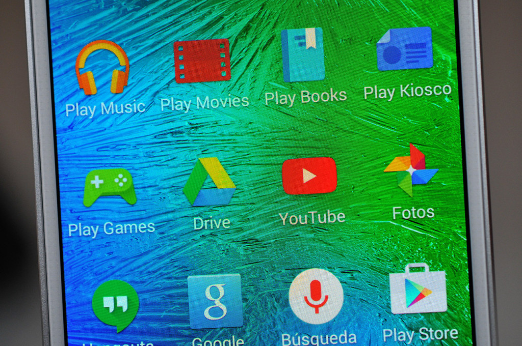 Samsung Galaxy Alpha - Pantalla
