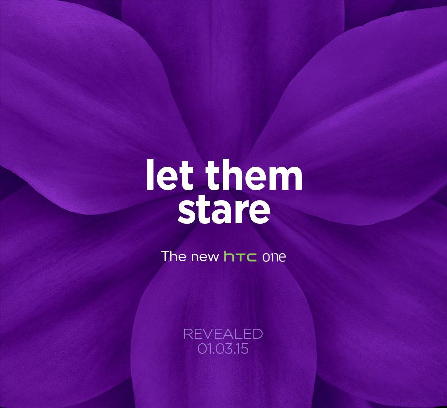 Let Them Stare - The New HTC One