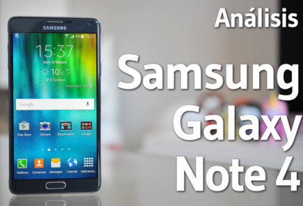Samsung Galaxy Note 4 - Analisis
