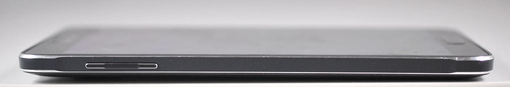 Samsung Galaxy Note 4 - Izquierda