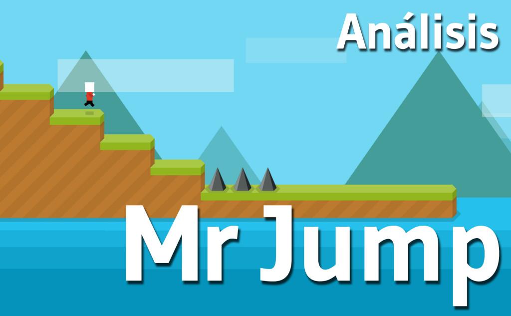 Analisis Mr Jump