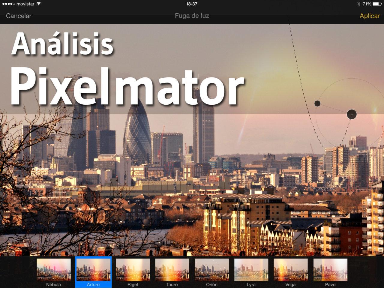 retoque fotografico ipad pixelmator